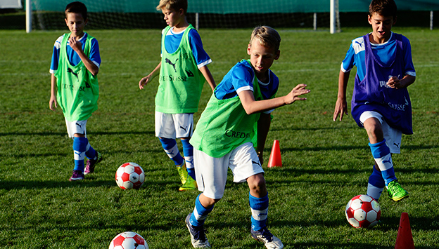 Reprise entraînements juniors